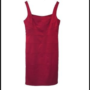 Dress Barn Red Dress